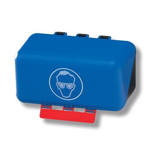 uvex SECU Aufbewahrungsbox zur Wandmontage 9957502, für Bügel- und Vollsichtbrillen