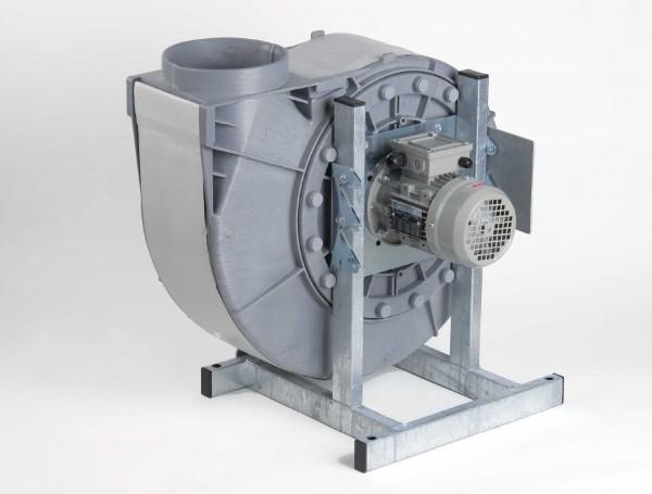Radialventilator FRv 160/180/4/D/PTC, 130 - 830 m³/h, 4-polig