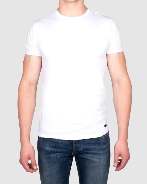 Dunderdon Berufsbekleidung Original Line T5 T-Shirt, schwarz, weiß, 2-er Pack