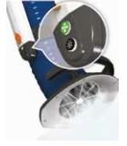 Fumex Arbeitslicht PR LED/T-4 Weiss, für Absaugarme PR 1500, 2000, 3000 und 4000
