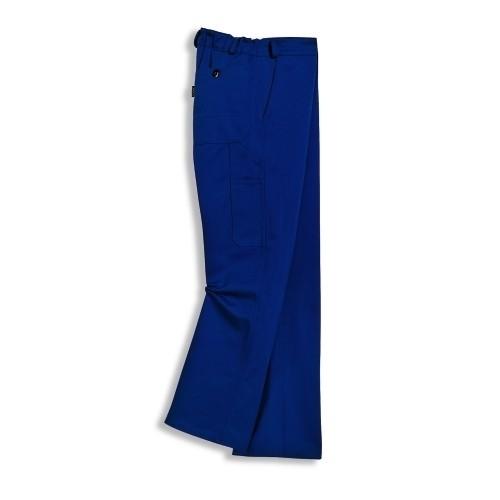 uvex Berufsbekleidung plus Herren-Bundhose kornblau Modell 8834